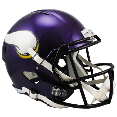 NFL Riddell Football Speed Mini Helm Minnesota Vikings