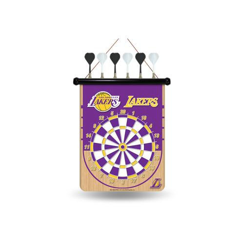 NBA Dartboard + 6 Pfeile Los Angeles Lakers